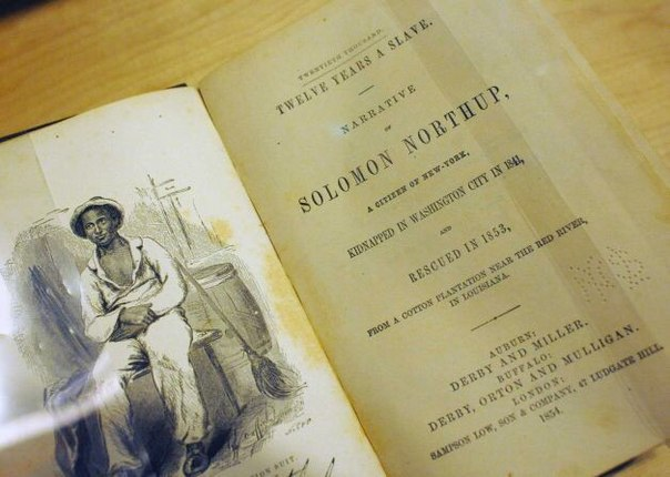 an analysis of the book 12 years a slave by solomon northup